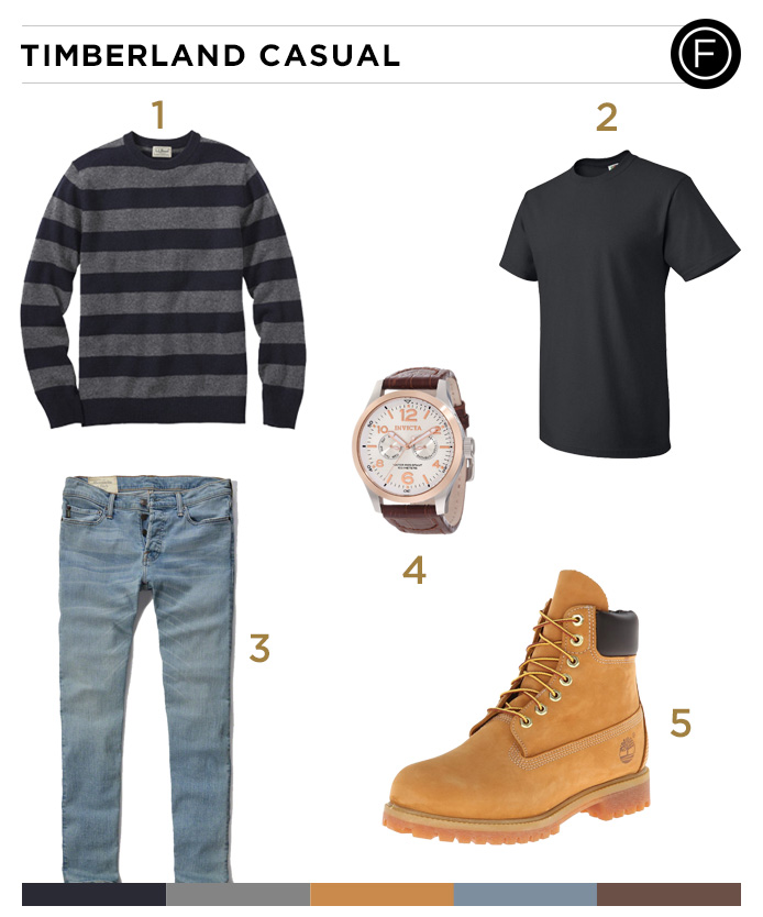Michael B. Jordan's Casual Outfit