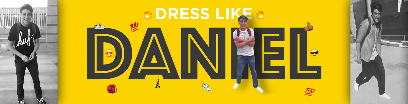 Dress Like Daniel