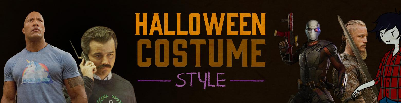 Halloween Costume Style
