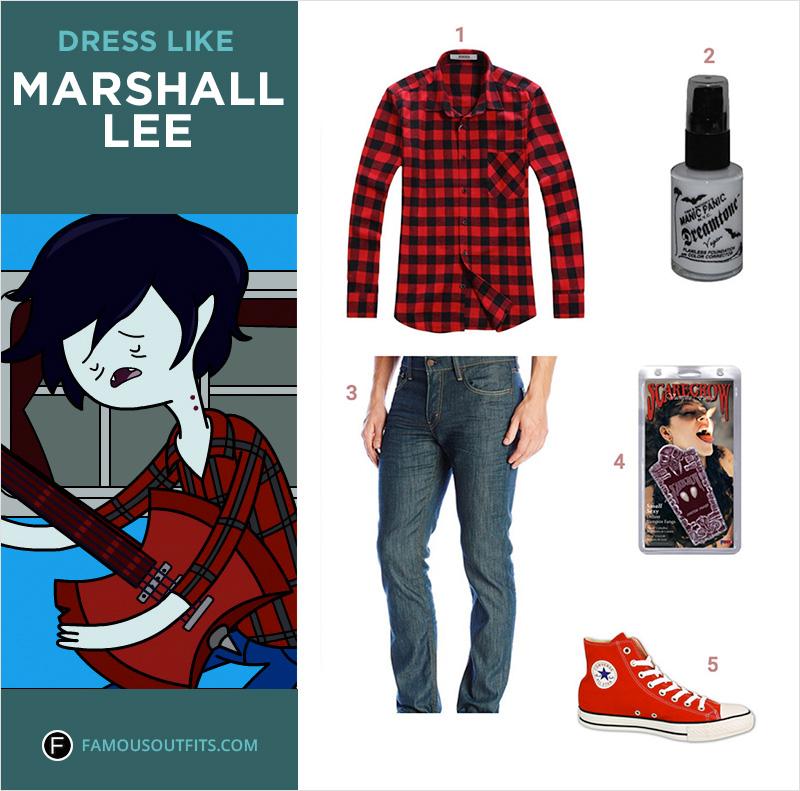 Dress Like Marshall Lee