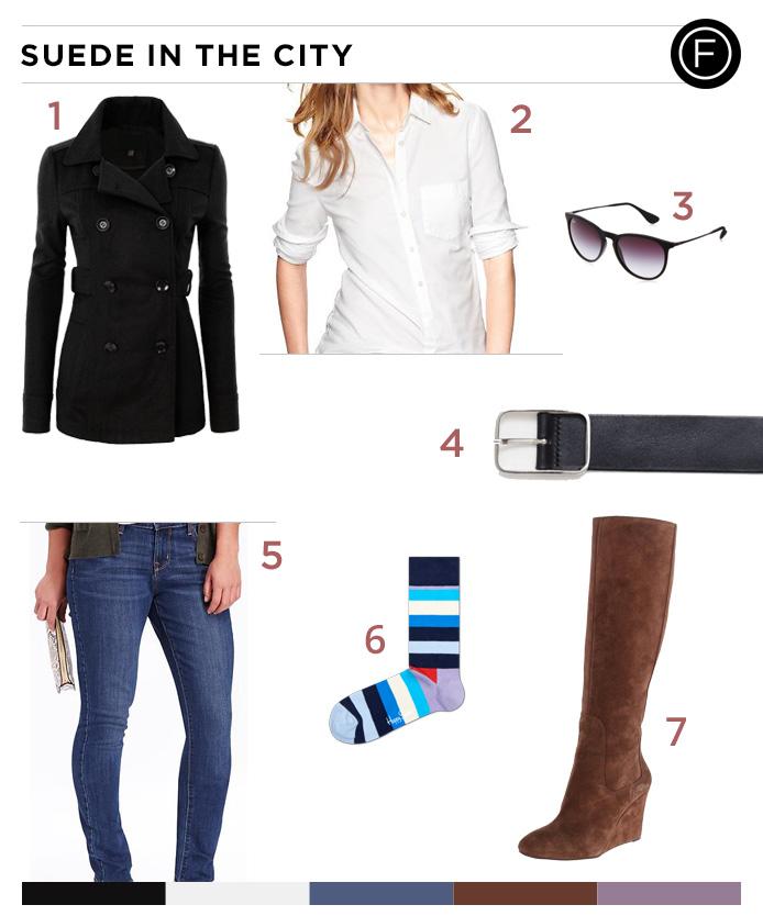 Dress Like Jennifer Aniston